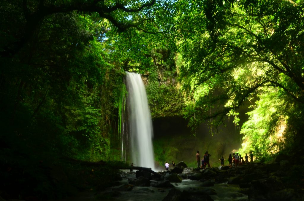 Buruwisan Falls, laguna tourist spots, laguna travel guide