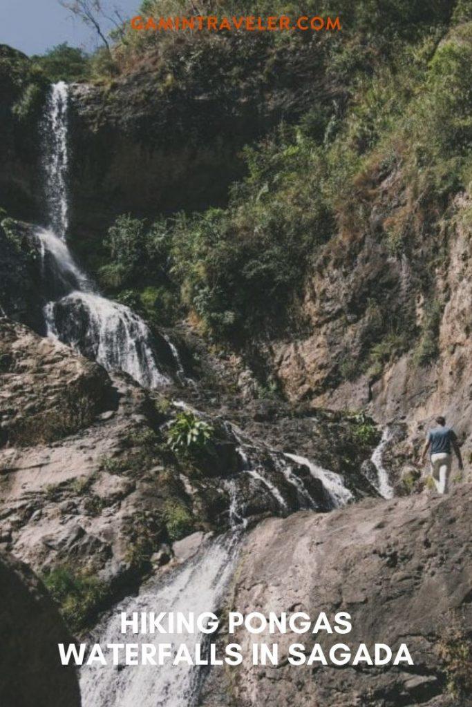 HIKING PONGAS WATERFALLS IN SAGADA