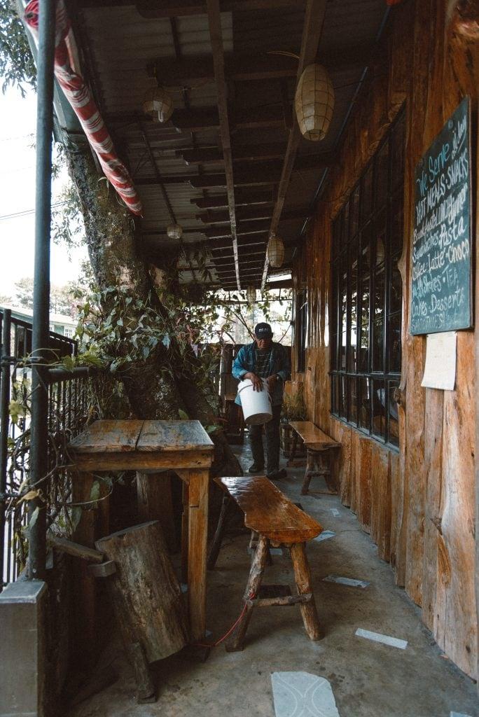 Sagada Brew, where to eat in Sagada, restaurants in Sagada, sagada restaurants, sagada food