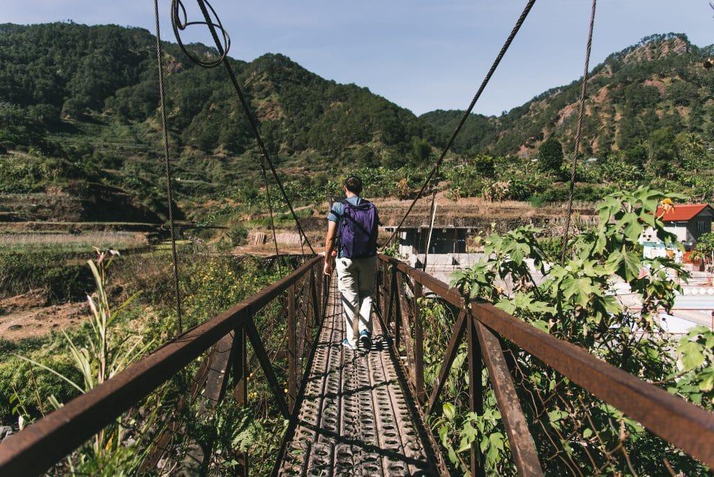 Pongas waterfalls, hiking pongas waterfalls sagada, hiking in Sagada, activities in Sagada, Sagada tourist spots, Sagada travel guide, Pongas waterfalls