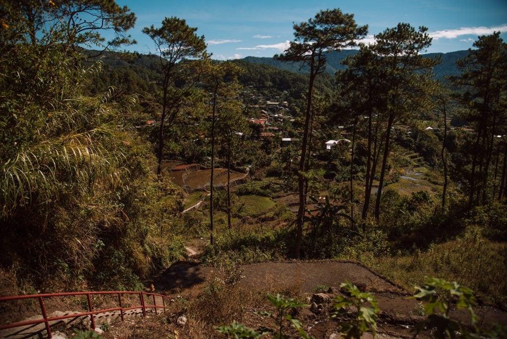 Pongas waterfalls, Ankileng village, hiking pongas waterfalls sagada, hiking in Sagada, activities in Sagada