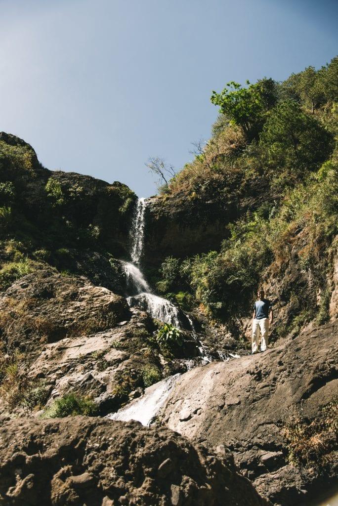Pongas waterfalls, Sagada tourist spots, Sagada travel guide