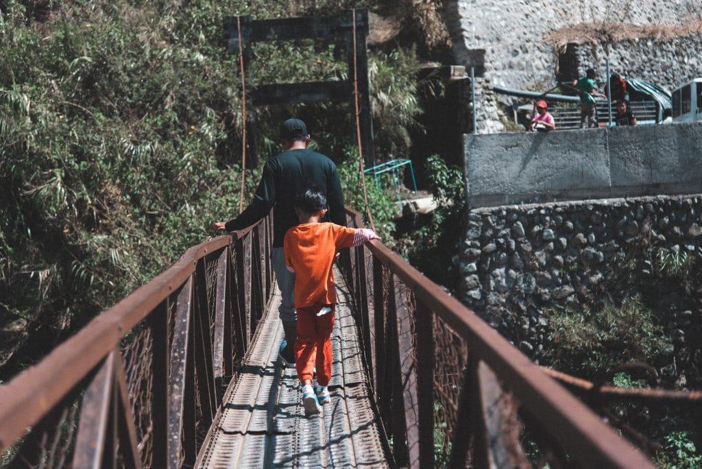 Pongas waterfalls, hiking pongas waterfalls sagada, hiking in Sagada, activities in Sagada