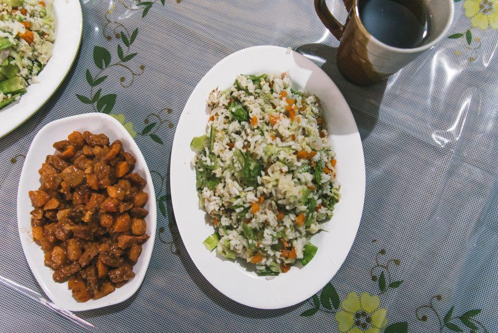 where to eat in Sagada, restaurants in Sagada, sagada restaurants, sagada food, local carinderia sagada