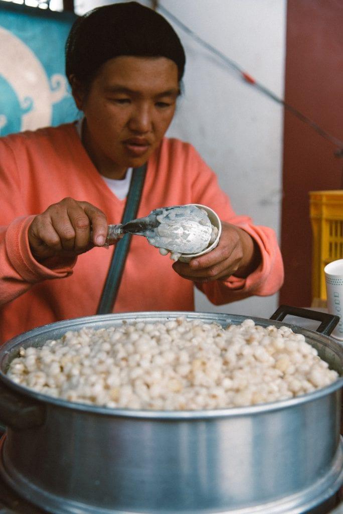 Sagada Tourist Spots, Sagada travel guide, Binatog