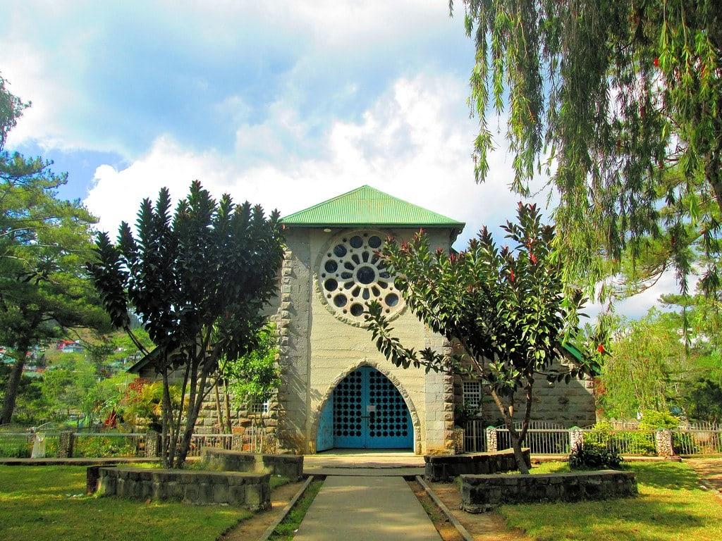 St Mary the Virgin Episcopal Church, Sagada Tourist Spots, Sagada travel guide,