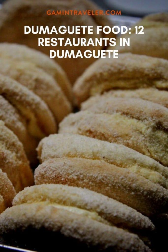 DUMAGUETE FOOD: 12 RESTAURANTS IN DUMAGUETE