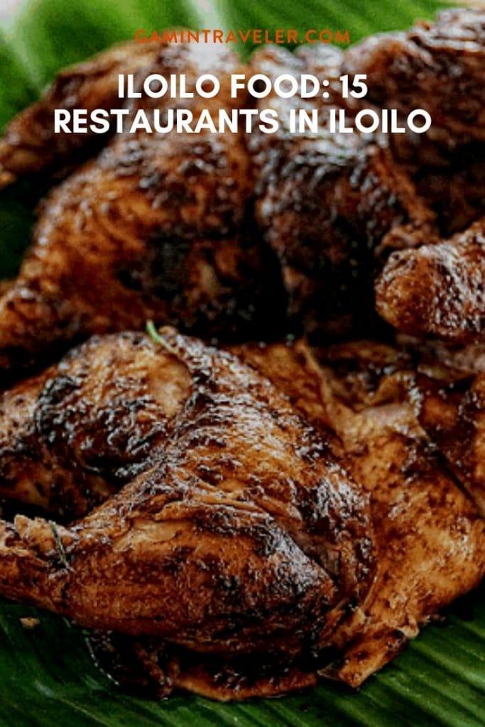 ILOILO FOOD: 15 RESTAURANTS IN ILOILO
