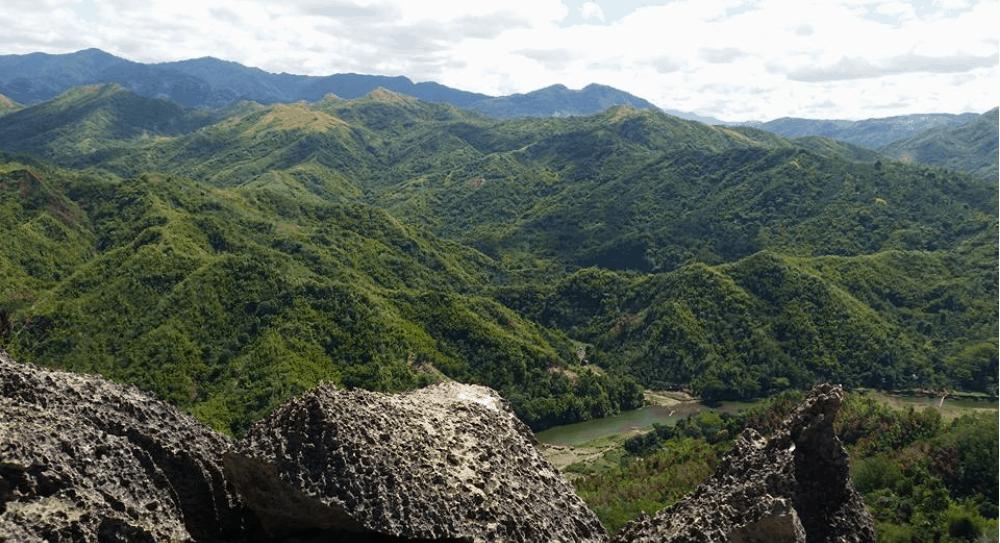 Rizal Tourist Spots - Mt Binacayan