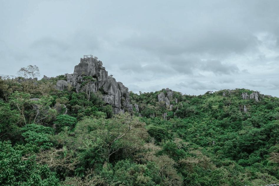Rizal Tourist Spots - Masungi Georeserve