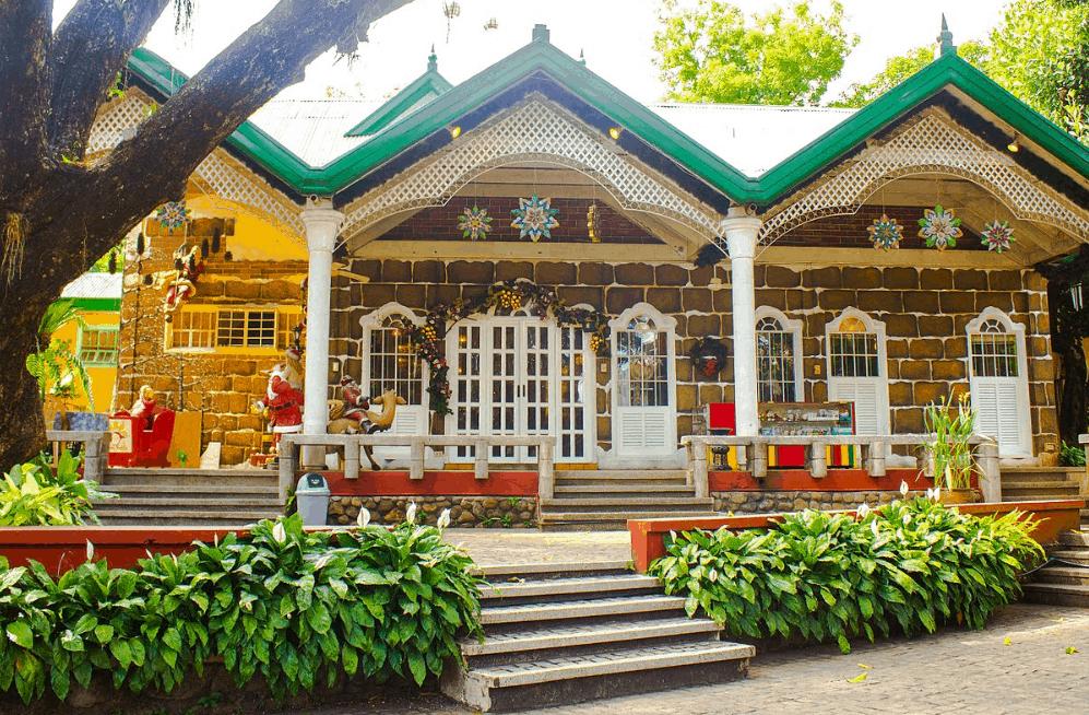 Rizal Tourist Spots - Casa Santa Museum