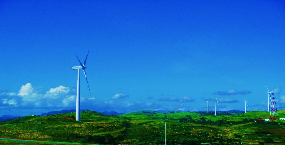 Rizal Tourist Spots - Pililla Wind Farm