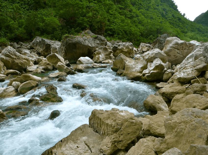 Rizal Tourist Spots - Tinipak River