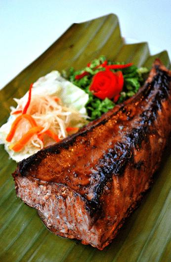 Yellow Fin Seafood Restaurant, Yellowfin Tuna, Davao Food