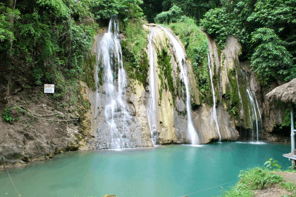Rizal Tourist Spots - Daranak Falls