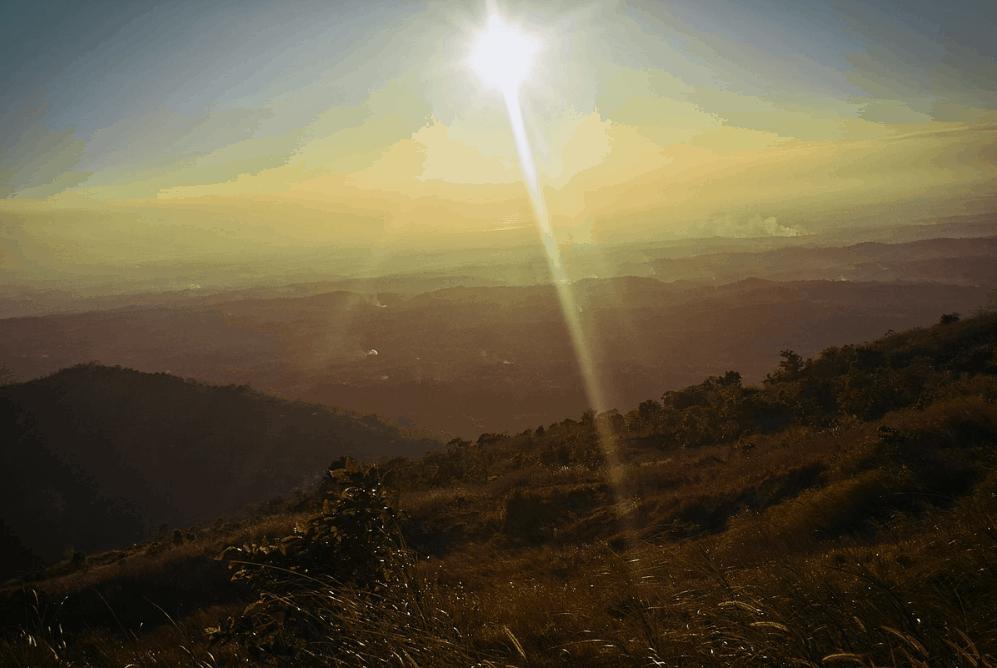 Rizal Tourist Spots - Mt Balagbag
