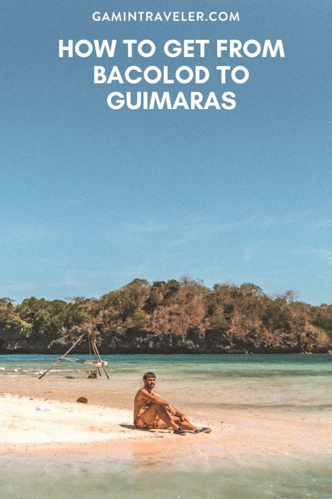Bacolod to Guimaras