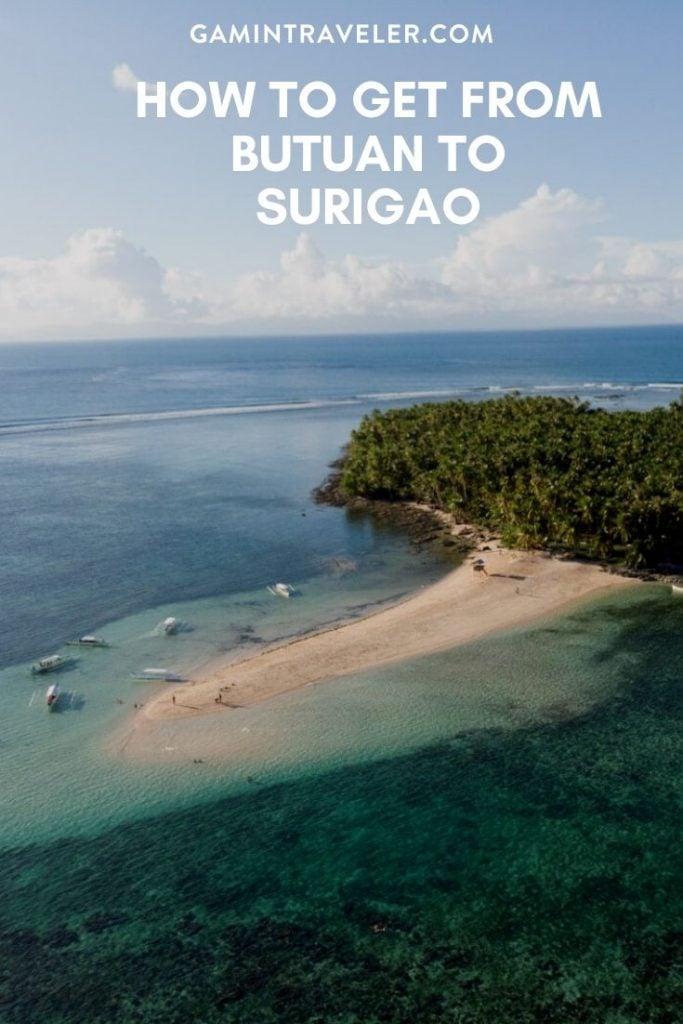 Butuan to Surigao