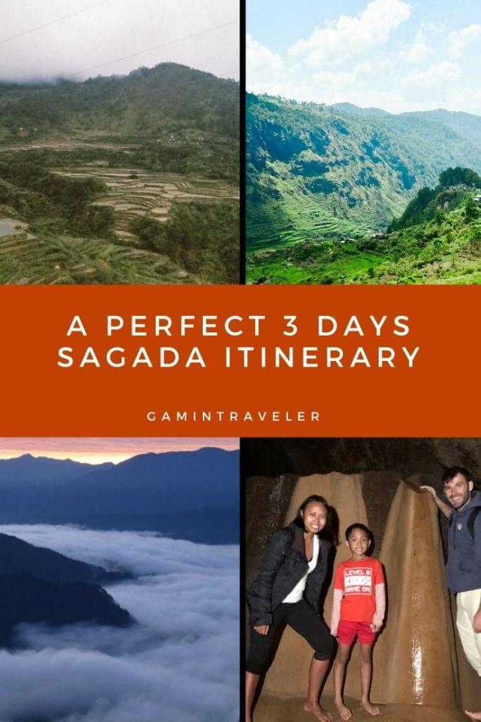 A PERFECT 3 DAYS SAGADA ITINERARY