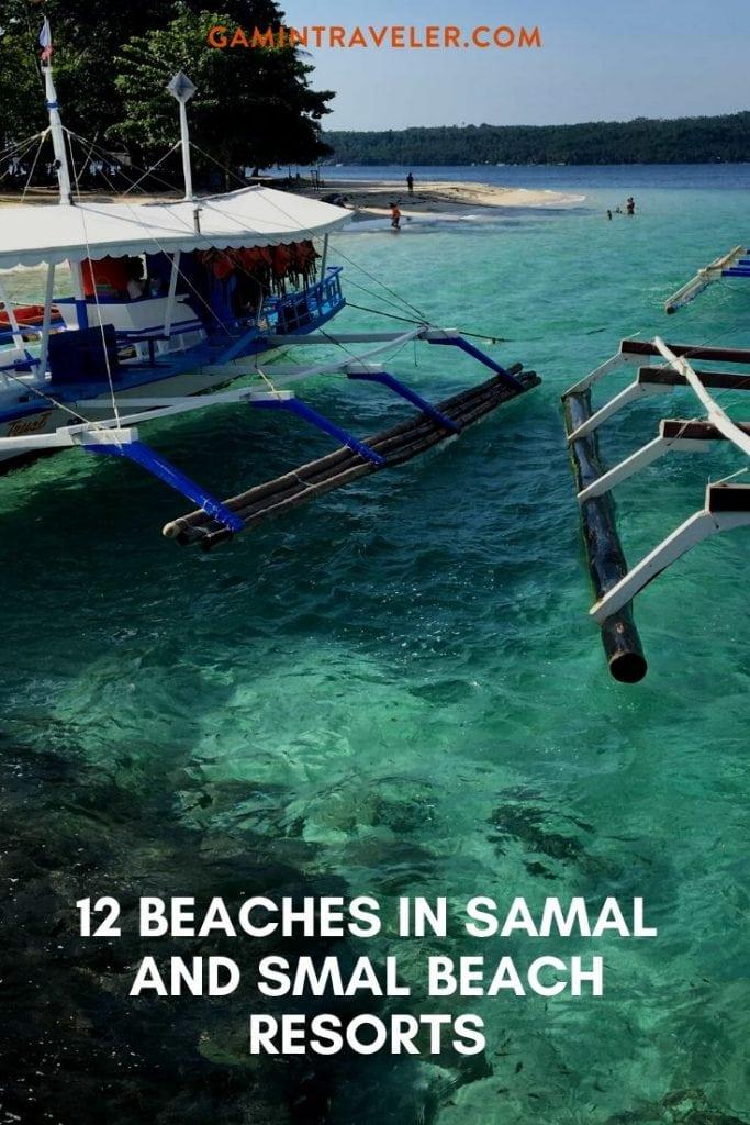 samal beaches, samal beach resorts,beaches in samal