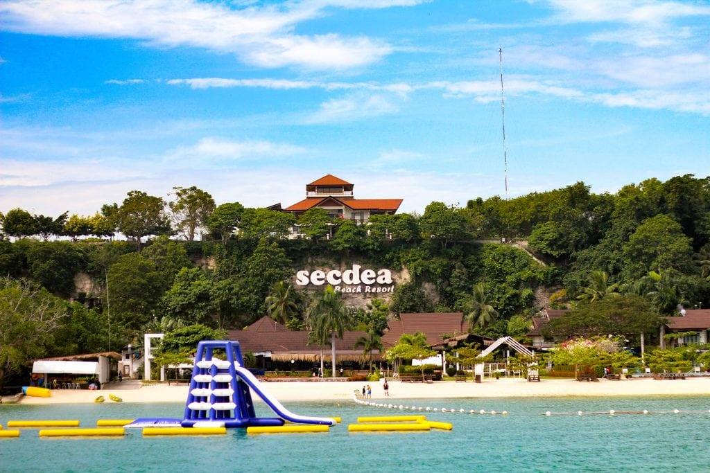 Secdea Beach Resort, Samal Beach Resorts, samal beaches, samal beach resorts,beaches in samal