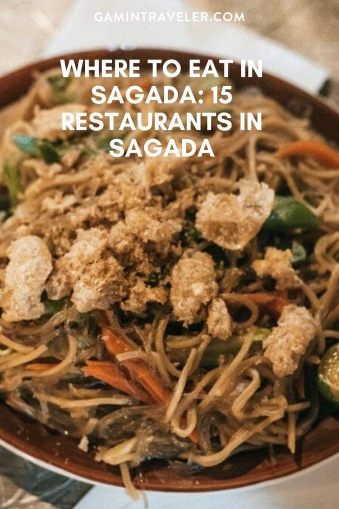 where to eat in Sagada, restaurants in Sagada, sagada restaurants, sagada food,