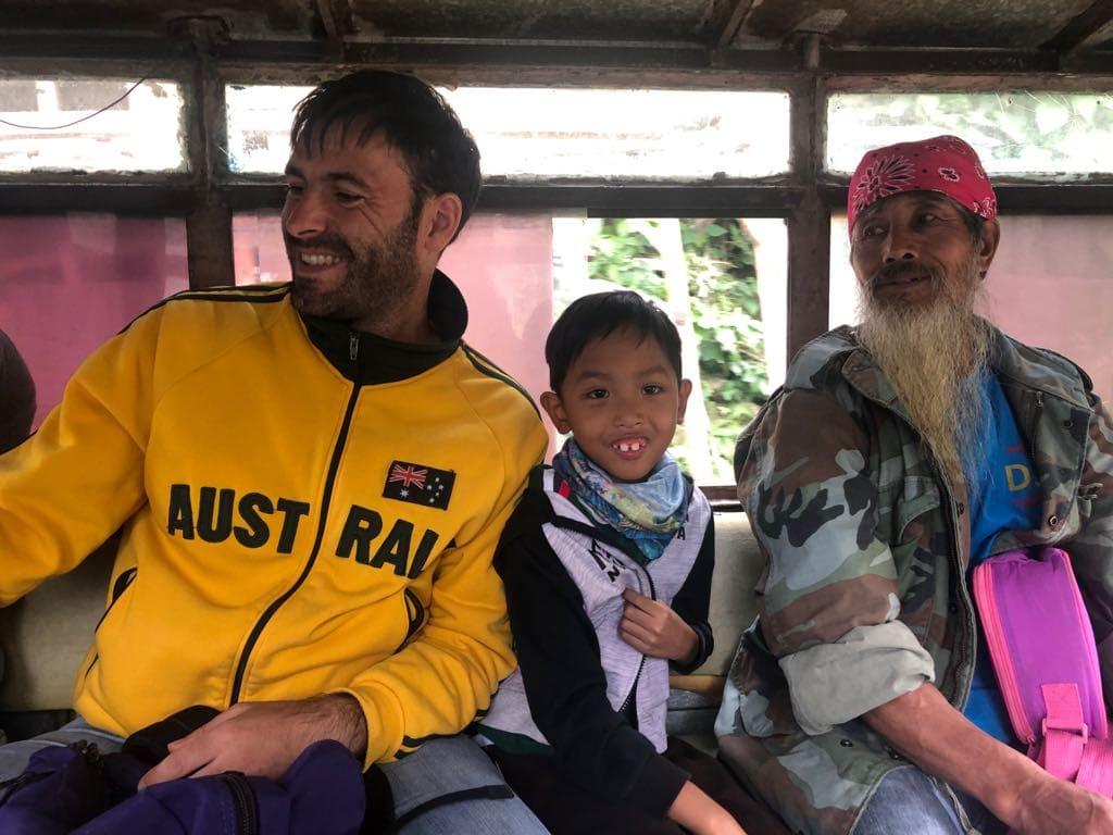 Jeepney Bontoc to Maligcong