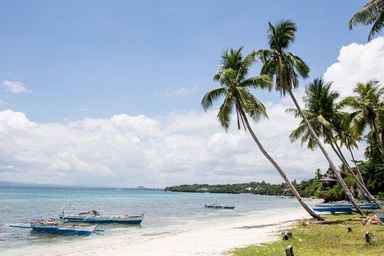 San Pedro Beach Bingag, Beaches in Panglao