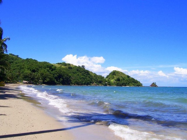 Cabalitian Island, Beaches in Pangasinan, pangasinan beach, pangasinan beaches