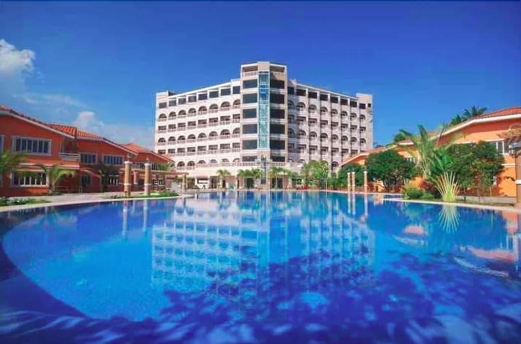 Estrellas De Mendoza Playa Resort, beach resorts in laiya