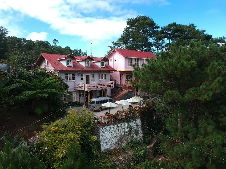 Misty Lodge and Cafe, hotels in sagada, sagada hotels, where to stay in sagada