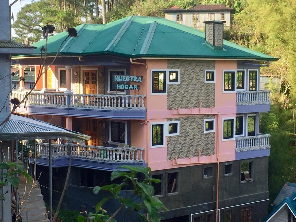 Nuestra Hogar Lodge Sagada, hotels in sagada, sagada hotels, where to stay in sagada