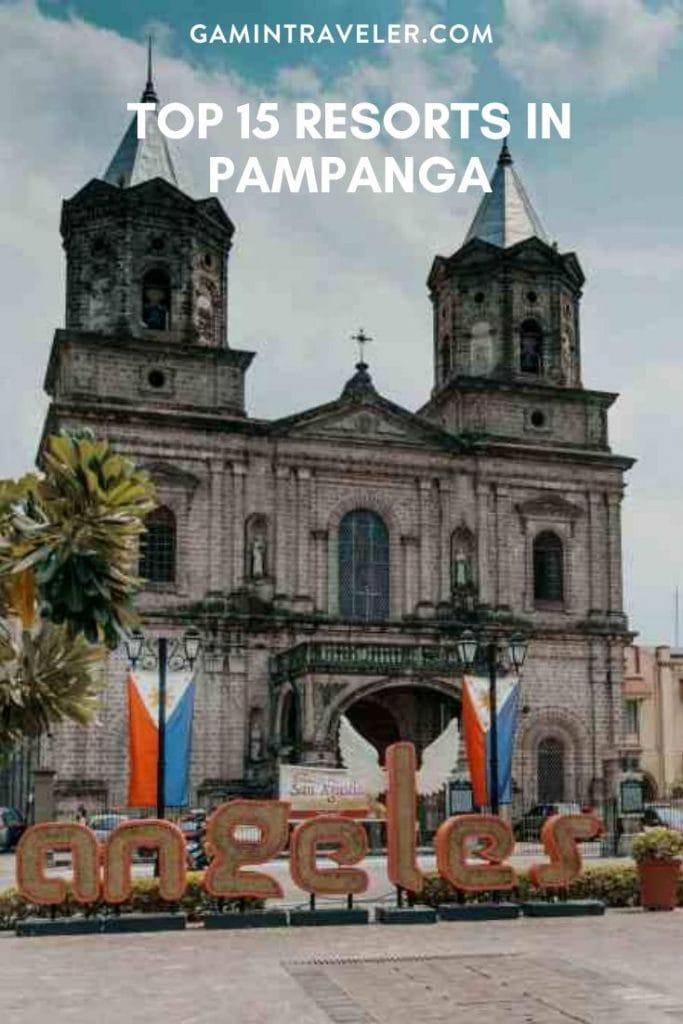 hotels in pampanga, resorts in Pampanga