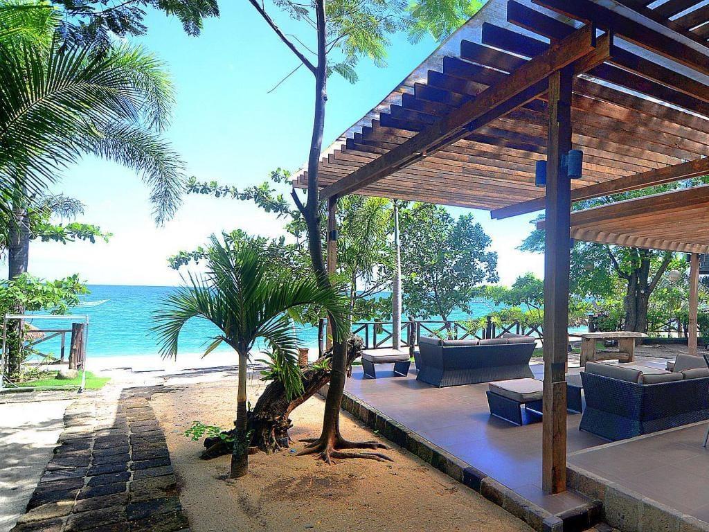 Sabangan Beach Resort, beach resorts in laiya