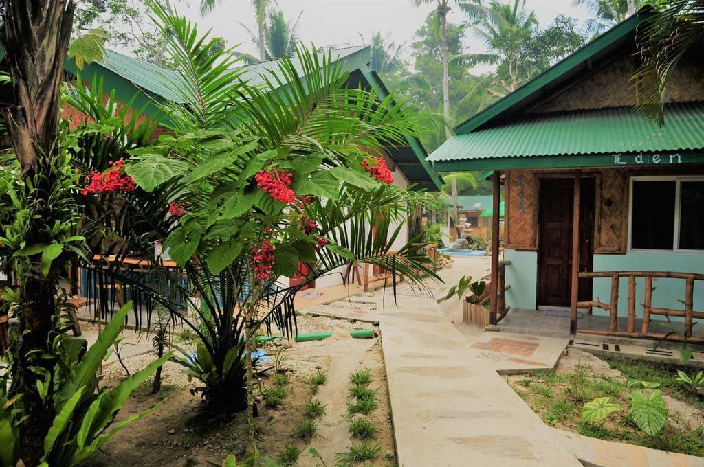 Yoske Garden of Eden,  hotels in port barton, where to stay in port barton