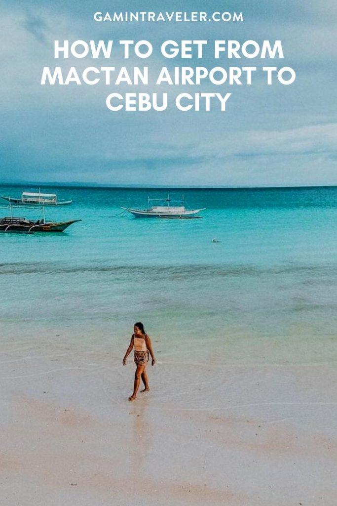 mactan airport to cebu city, cebu airport to cebu city