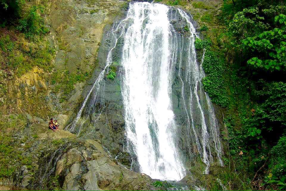 General Luna Falls, nueva ecija tourist spots, things to do in nueva ecija, manila to nueva ecija
