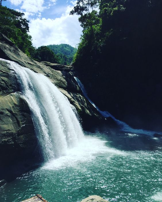 Tangadan Falls, la union falls, falls in la union