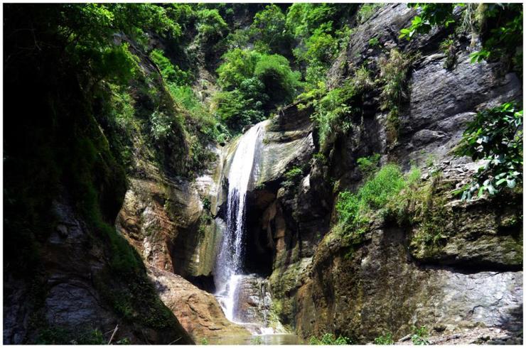 Pikkang Falls, falls in ilocos sur, ilocos sur tourist spots