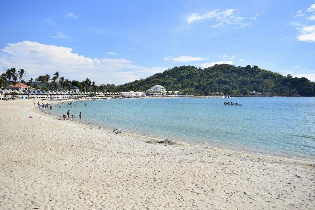 Sabangan Cove,  Ilocos sur tourist spots, beaches in Ilocos sur