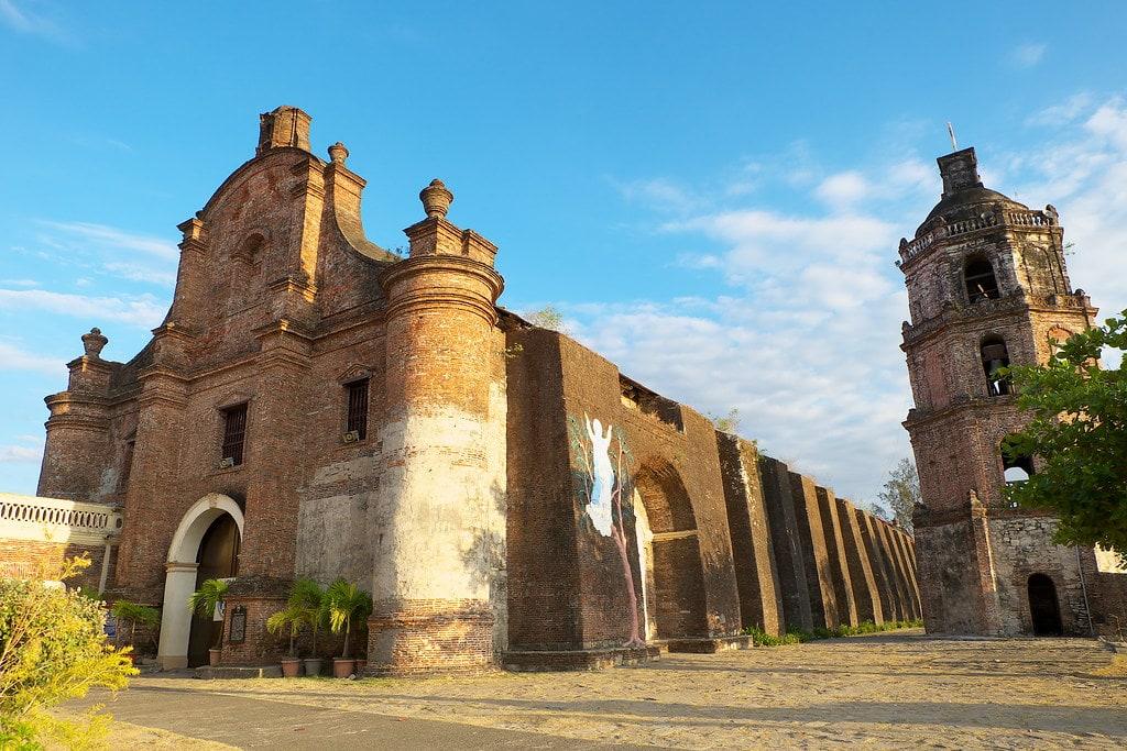 Santa Maria Church, ilocos sur tourist spots