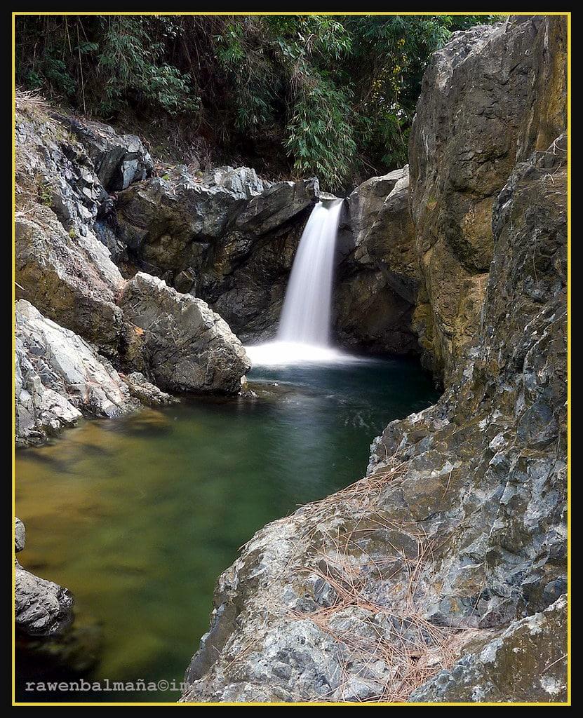 Sawang Falls, falls in pangasinan, pangasinan falls