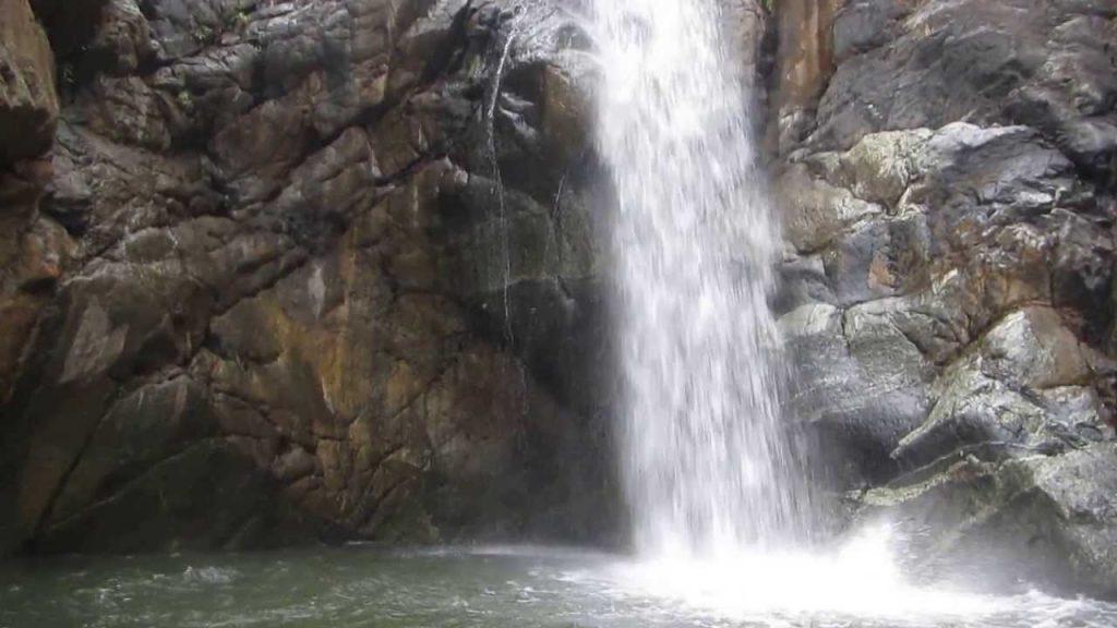Timangguyob Falls, falls in pangasinan, pangasinan falls