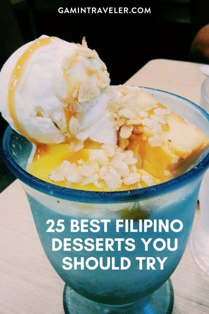 filipino desserts, filipino dessert, best filipino dessert, best filipino desserts