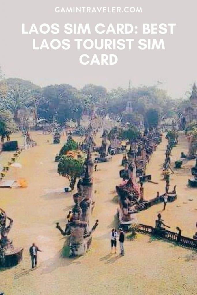 laos sim card, laos prepaid sim card, laos tourist sim card, laos telecom package, data laos