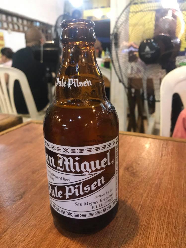 Pale Pilsen San Miguel,  filipino drinks, drinks in the philippines, philippines drinks, filipino beers