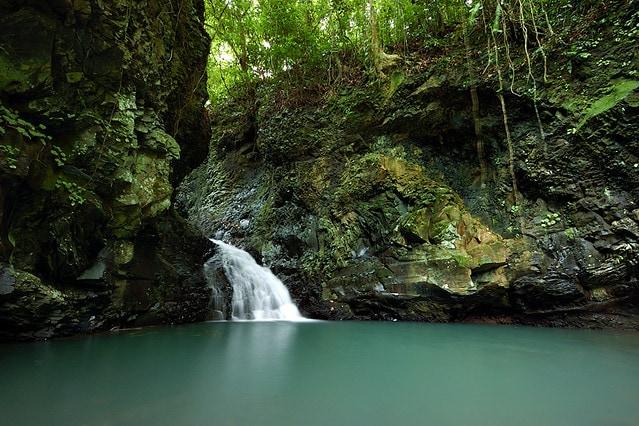 Batya-Batya Falls, falls in laguna, laguna falls