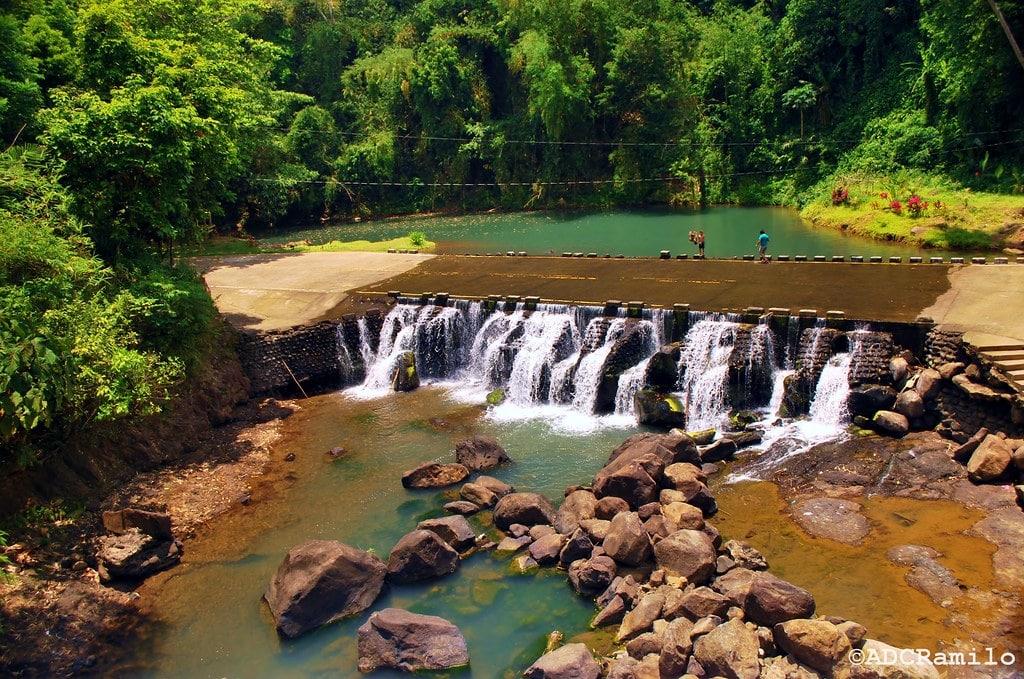 Bumbungan Falls Cavinti, falls in laguna, laguna falls