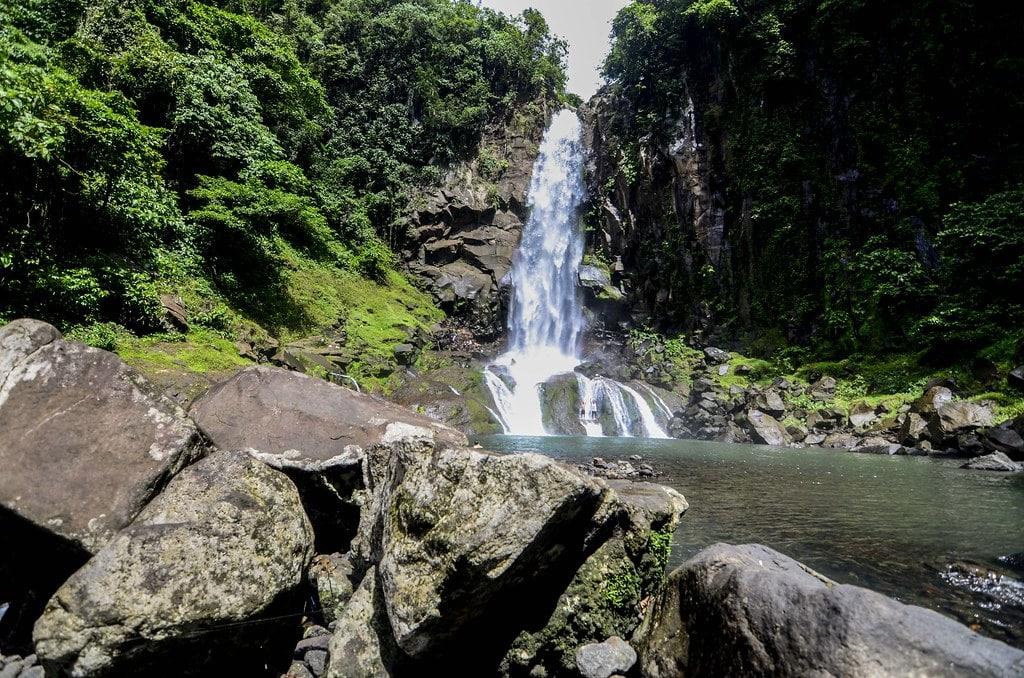 Buntot Palos Falls, falls in laguna, laguna falls