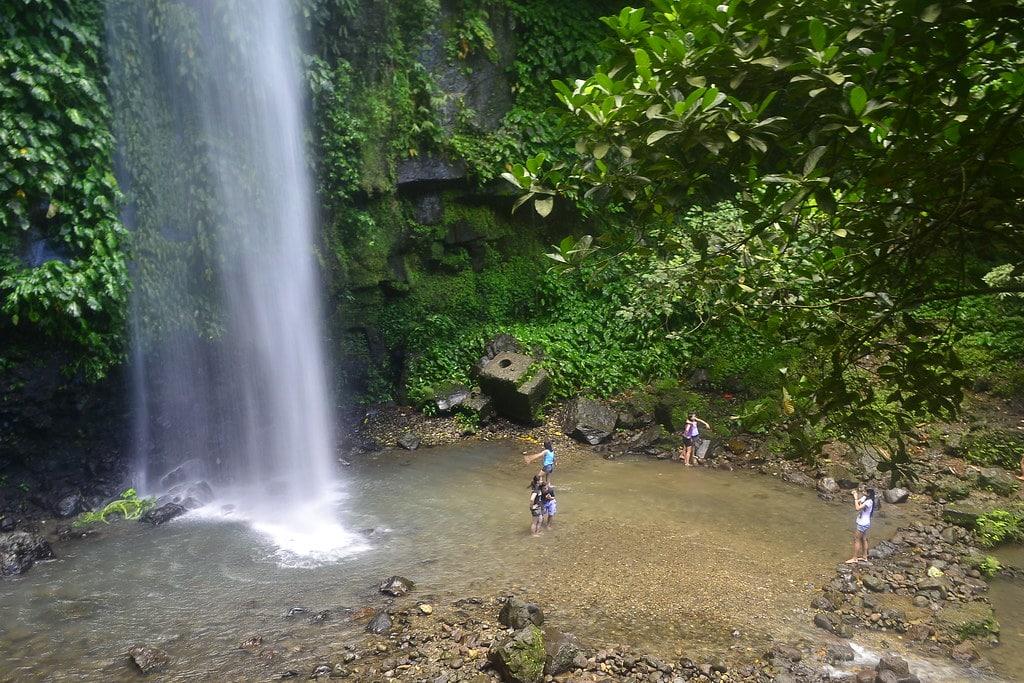 Dampalit Falls, falls in laguna, laguna falls